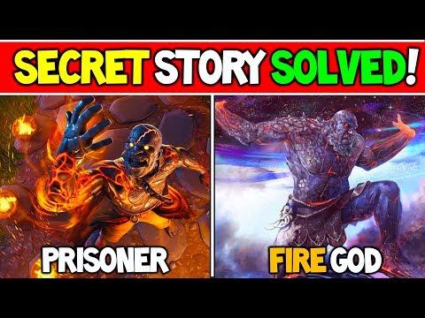 we cracked the fortnite prisoner skin storyline season 8 fortnite storyline fire - fortnite storyline season 8