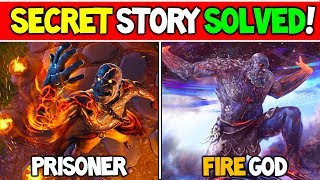 WE CRACKED THE FORTNITE PRISONER SKIN STORYLINE! SEASON 8! (Fortnite Storyline +Fire King Events)