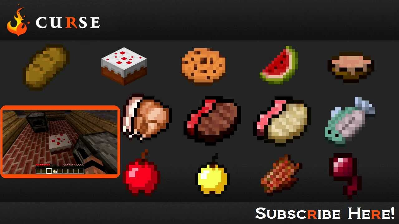 Food – Official Minecraft Wiki
