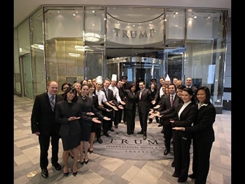 The Time I Went To Trump International Hotel & Tower Toronto
