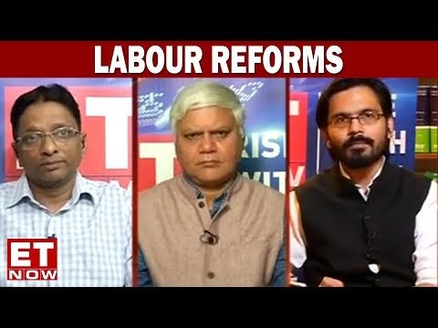 Fixed-Term Employment Extended | India Development Debate | Labour Reforms