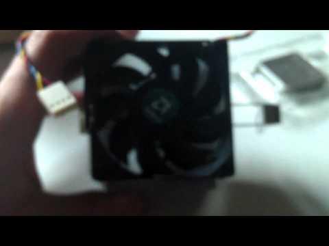 Unboxing: AMD FX(Bulldozer)