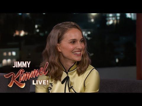 Natalie Portman Mistakenly Thought Her Water Broke
