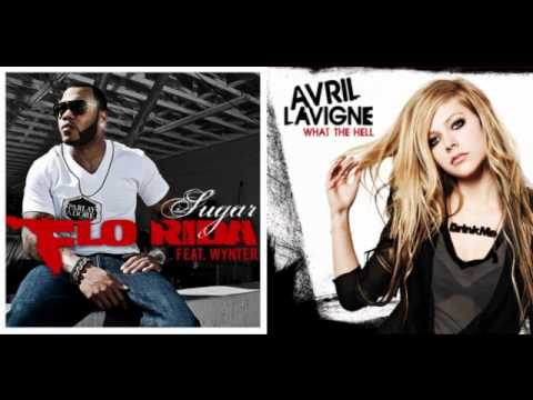 Sugar / What The Hell - Flo Rida vs. Avril Lavigne