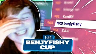 THE BENJYFISHY CUP and how i almost didnt qualify...