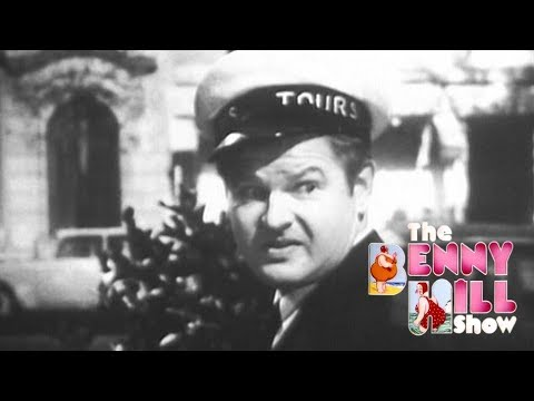 Benny Hill - Tour Guide (1965)