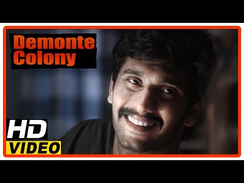 Demonte Colony Tamil Movie | Scenes | Arulnithi And His Lover Drinks Together
