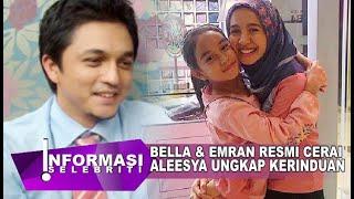 Ucap Kerinduan...Aleesya Putri Sambung Laudya Cynthia Bella Beri Pesaan Begini Pd Sang Bunda..