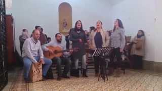 """Grupo Flor de Jara """"De mujer a mujer"""" Virgen de Piedras Albas"""