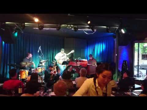 Robert Kennedy Jazz Quartet at Cafe Pink House, Saratoga CA