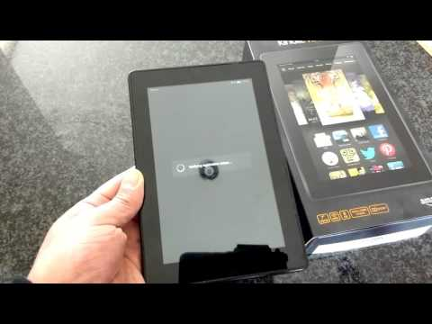 Kindle Fire HD P48WVB4