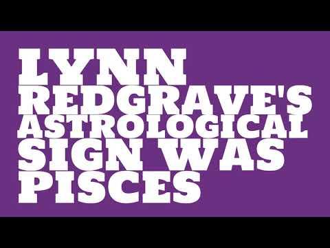 What was Lynn Redgrave's birthday?