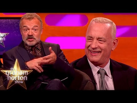 Tom Hanks' Best Moments on The Graham Norton Show