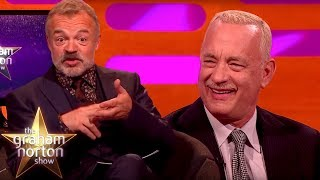connectYoutube - All of Tom Hanks' Best Moments on The Graham Norton Show