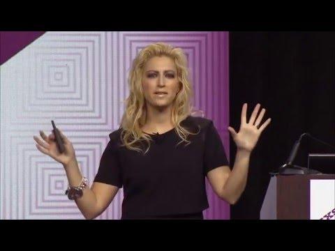 Jane McGonigal | SXSWedu Keynote | How to Think (and Learn) Like a Futurist
