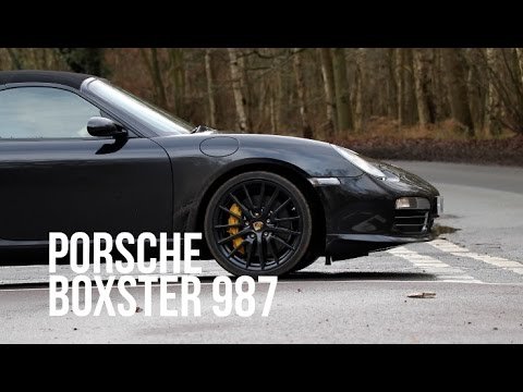 porsche 987 boxster s owner 39 s review youtube. Black Bedroom Furniture Sets. Home Design Ideas