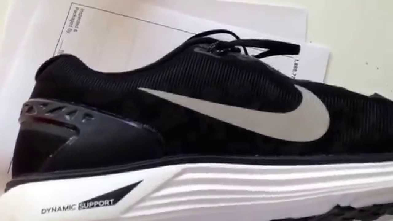 Nike lunarglide+ 5 shield unboxing