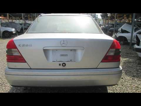1997 Mercedes C280 SDN 4Dr Replacement Parts Car Parting Out #1623-1 Fix your car OEM