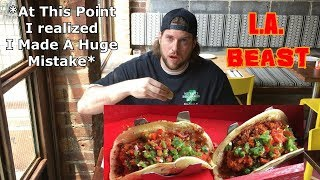 The Reaper Taco Challenge (WARNING: SPICY) | Gringo