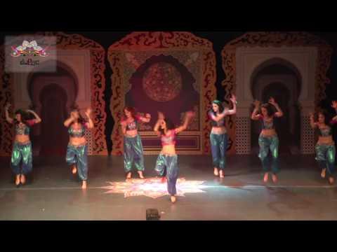 1234 Get On The Dance Floor - Durga Bollywood Dans Kumpanyası Öğrenci Gösterisi