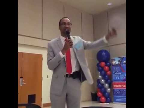 Dr. David M. Anderson Sr. SPEAKS - Access to Capital - Tarrant County College Dallas Texas