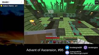 MINECRAFT Livestreams Get All Items ~ Advent of Ascension (#95)