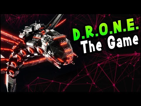 FIGHT, CREATE & CUSTOMIZE Your Own DRONES - D.R.O.N.E. The G