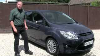 Ford C-Max 2012 Videos