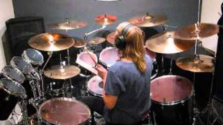 Toto - Bottom Of Your Soul - Drum Cover By Alexander Winberg