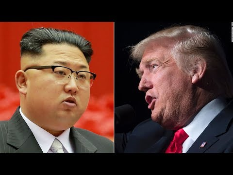A Simple Question: Donald Trump attempt to escalate tensions between North and South Korea