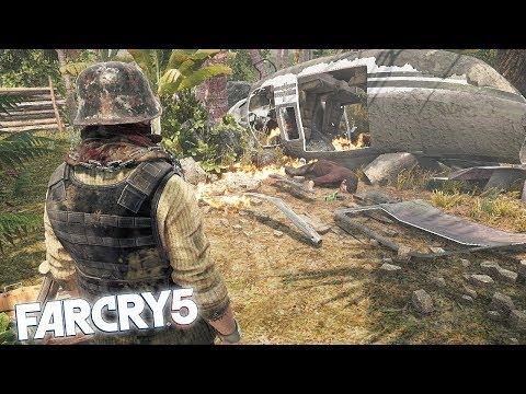 FAR CRY 5 VIETNAM! Far Cry 5 Arcade Funny Moments & Fails!