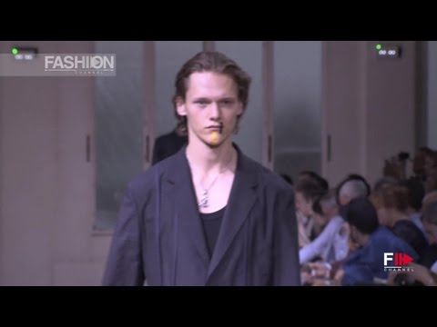 YOHJI YAMAMOTO Full Show Spring Summer 2016 Paris by Fashion Channel
