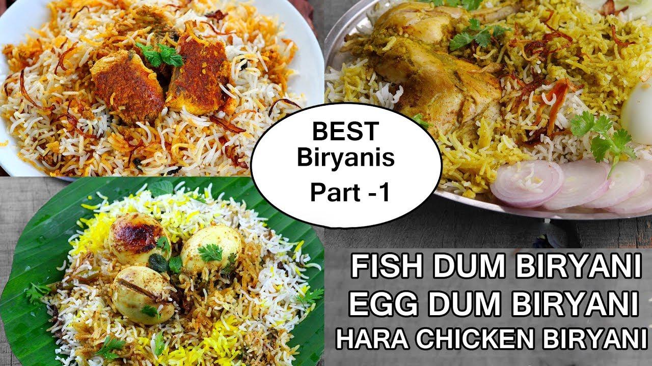how to make fish biryani in malayalam