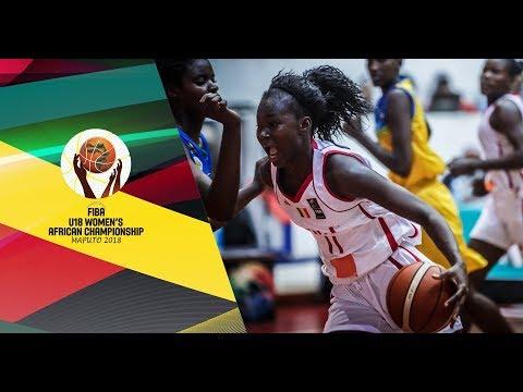 Mali v Rwanda - Full Game - Semi-Final