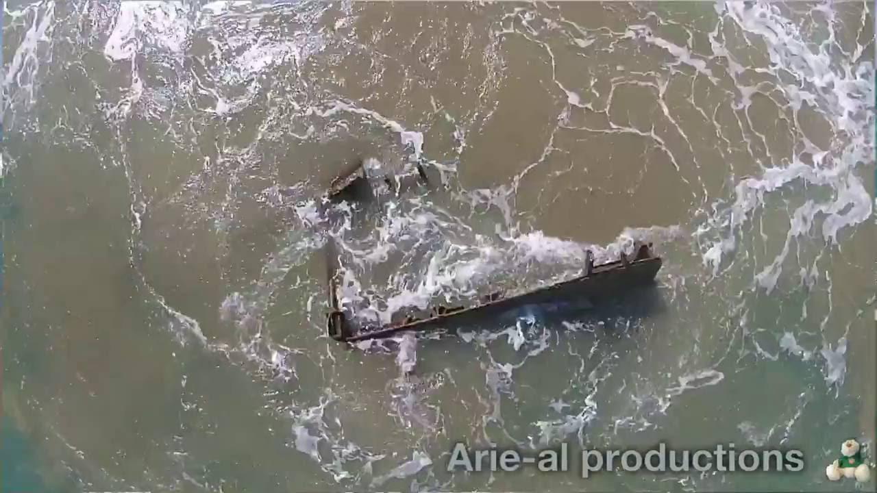 Ss American Star Fuerte Ventura Drone View Youtube