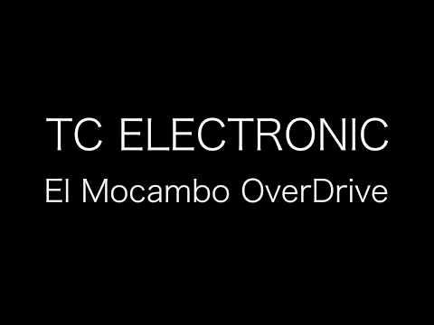 TC Electronic/El Mocambo OverDrive