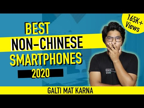 BEST NON-CHINESE SMARTPHONES To Buy In June 2020 🔥 | Don't Buy Wrong Phone!