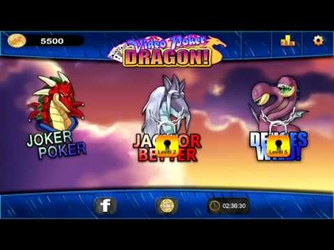 Video Poker Dragon - Source Code