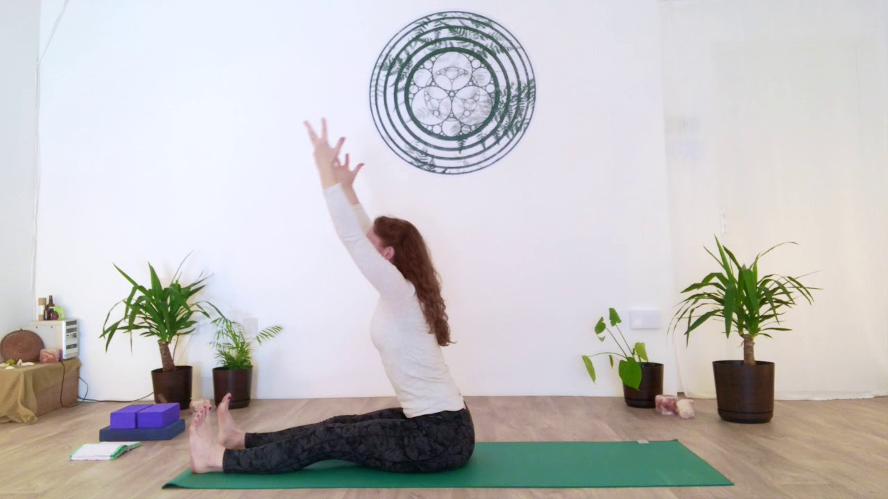 YOGA FOR ALL  18th  Strong Back and core