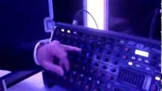 Kraft Music - Peavey XR-AT Powered Mixer NAMM 2014