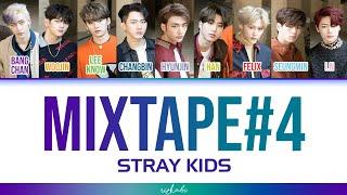 [Sub Indo] MIXTAPE#4 (BROKEN COMPASS) - STRAY KIDS [Color Coded Lyric]