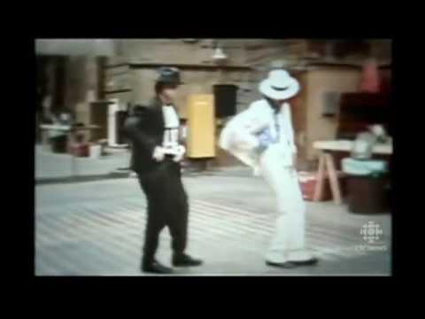 Mega rare Michael Jackson Smooth Criminal rehearsal