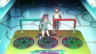 Puella Magi Madoka Magica Movie - Kyouko DDR Dance Dance Rev...
