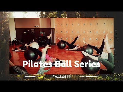 Pilates Ball Series | Spring 2017