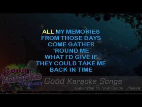 Twenty Years Ago -  Kenny Rogers (Lyrics Karaoke) [ goodkaraokesongs.com ]