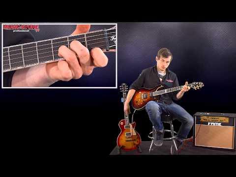 Stefan's Gitarrenkurs Teil 3 - Pfadfinder-Akkorde
