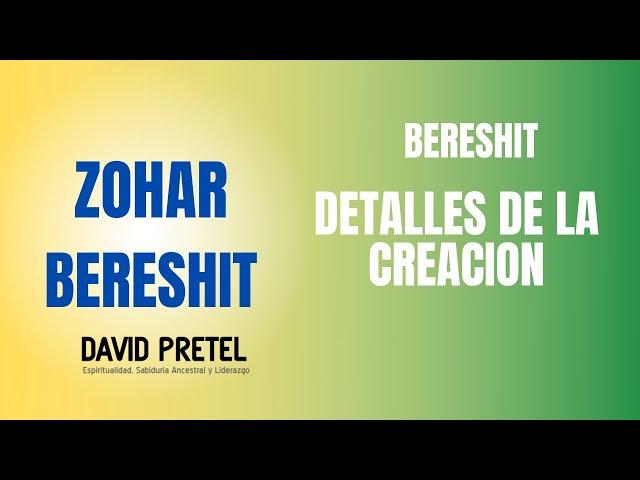 BERESHIT: EN EL PRINCIPIO