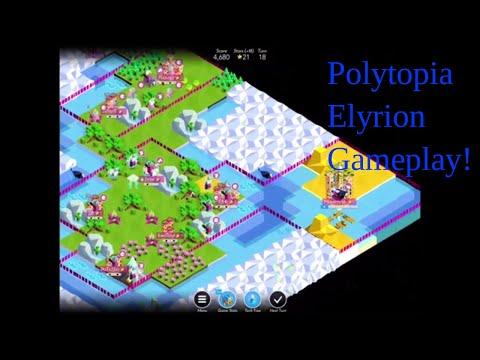 Polytopia Elyrion Gameplay - Part 1 |