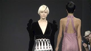 Sylvio Giardina | Haute Couture Fall Winter 2017/2018 Full Show | Exclusive