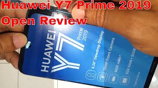 How to Huawei Y7 Prime 2019 Fast Open Review